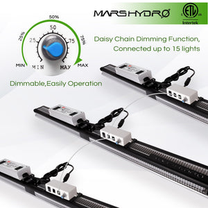 Mars Hydro SP 3000 (Pre order. Available ~June 25)  - LED Grow Lights Depot