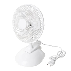 Mini Flexible Electric Clip Fan