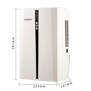 Mini Portable Air Conditioner for Home 12v Wardrobe Dehumidifier for Home
