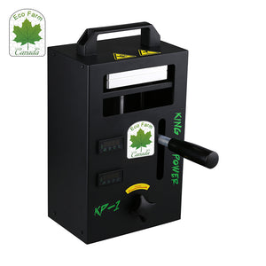 ECO Farm Rosin Press Machine- KP1-growpackage.com