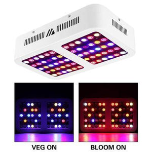 Morsen 600W/1200W/1800W/2400W Led Grow Light