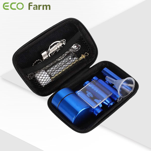 ECO Farm 12Pcs Portable Tobacco Tool Storage Bag Kits-growpackage.com