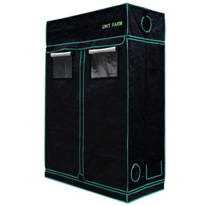 Unit Farm 2ft x 4ft x 6ft Grow Tent For Plants