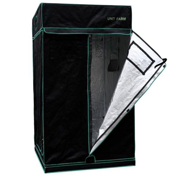 Unit Farm 4ft x 4ft x 7ft Grow Tent For Plants Indoors