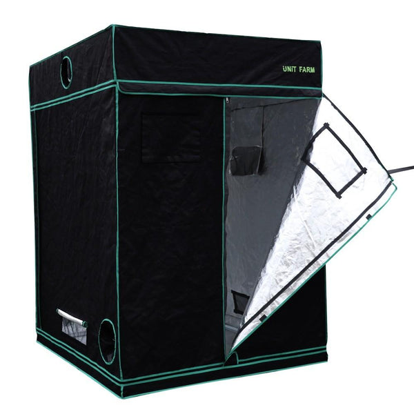 Unit Farm 5ft x 5ft x 7ft Grow Tent For Plants Indoors