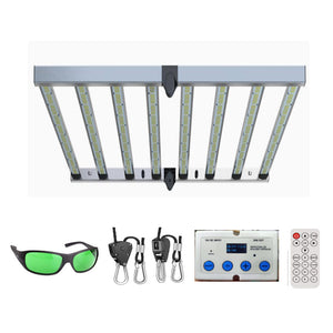 ECO Farm ECOX Pro 330/480/650/1000W Foldable LED Grow Light Bars-growpackage.com