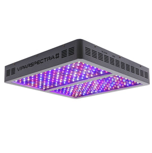 VIPARSPECTRA Reflector-Series 1200W (V1200) LED Grow Light
