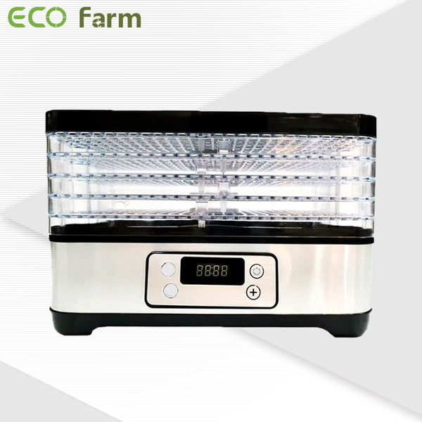 ECO Farm 5 Trays Herb Drying Machine-growpackage.com