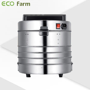 ECO Farm 5 Trays Stainless Steel Dryer-growpackage.com