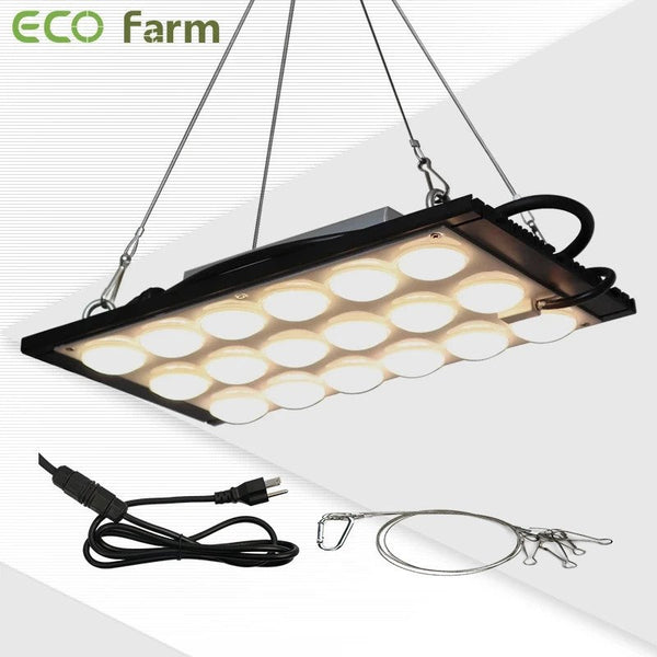 ECO Farm120W/240W/480W Reflector Series Quantum Board-growpackage.com