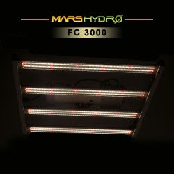 New Mars Hydro FC 3000 LED Grow Light LM301B Osram Diodes