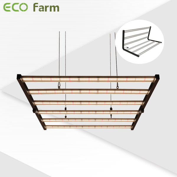 ECO Farm ECOX Lite 330/480/650W Foldable LED Grow Light Bars-growpackage.com