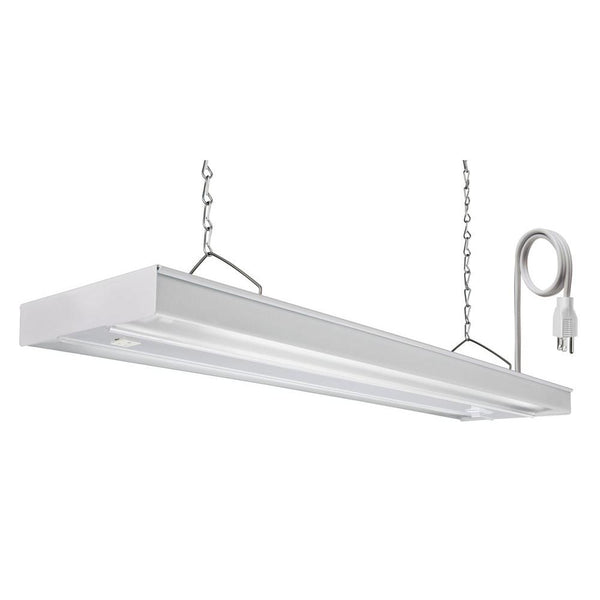 Lithonia Lighting 2-Light 14W Fluorescent Grow Light