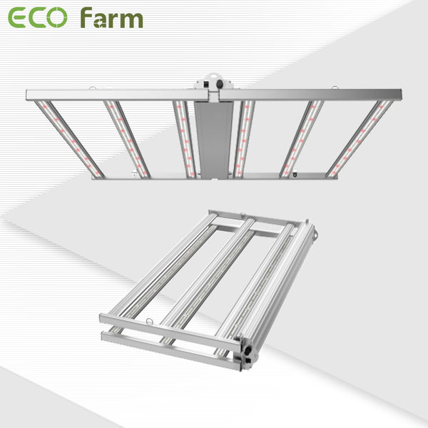 ECO Farm MB660 Foldable Grow Light Bar-growpackage.com