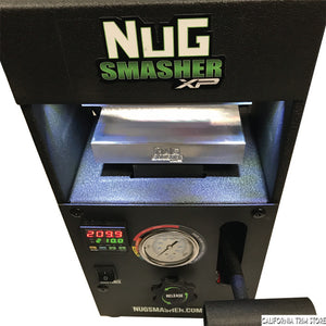 NugSmasher XP 12 Ton Manual Rosin Press Kit