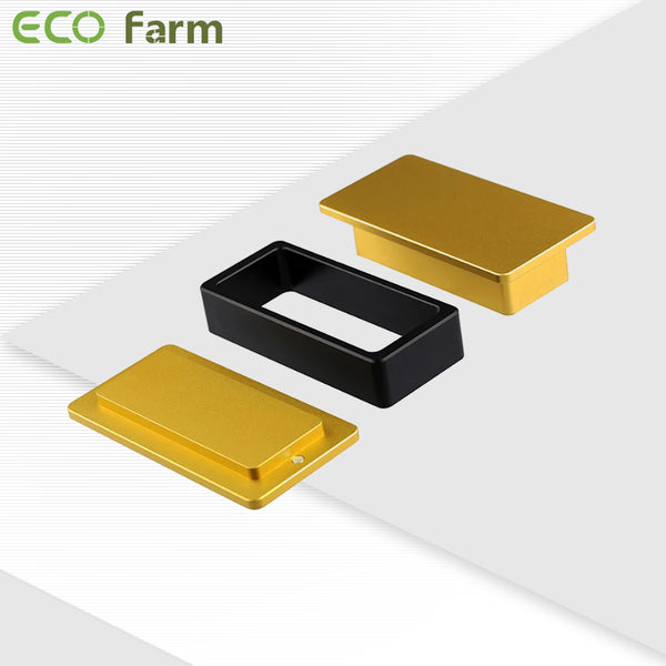 ECO Farm Rosin Pre Press Mold 2*4 Inch Heat Press Plate Kits-growpackage.com