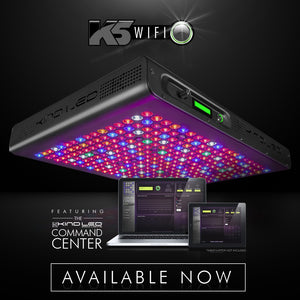 Kind LED K5 WiFi XL1000  - LED Grow Lights Depot