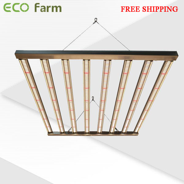 ECO Farm ECOM Lite 650W Full spectrum LED Grow Light Bars-growpackage.com