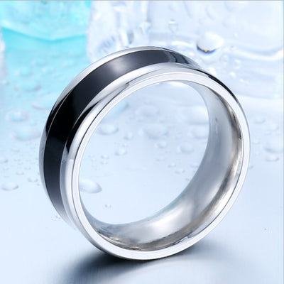 Nordic Stainless Steel Unisex Ring - Jewelry & Accessories - RealUSAShop