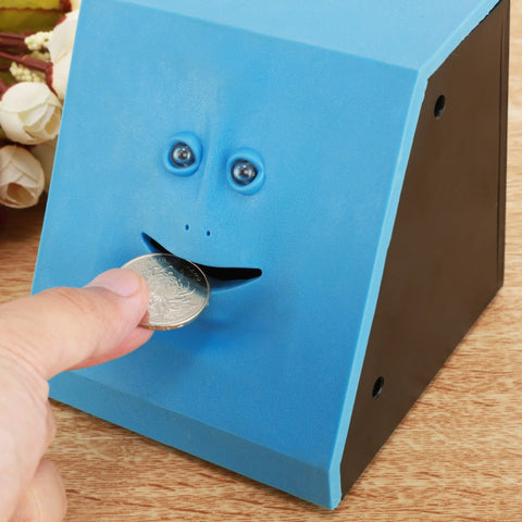 Coin Eating Money Bank - Toys & Hobbies - RealUSAShop