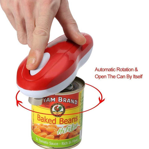 Electric Automatic Creative Can Opener - Kitchen Tools & Gadgets - RealUSAShop