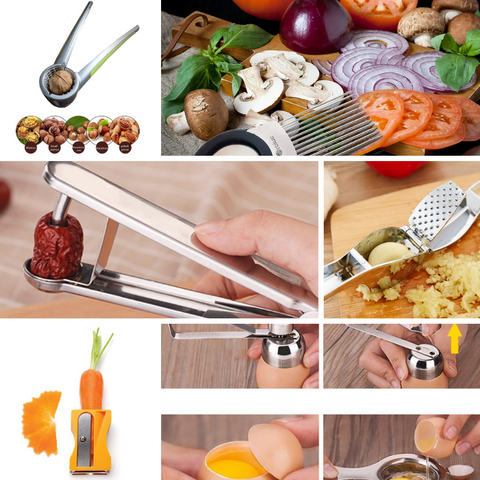 Kitchen Hacks - Kitchen Tools & Gadgets - RealUSAShop