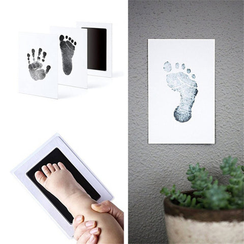 Inkless Baby Foot And Hand Ink Pad - Baby Products - RealUSAShop