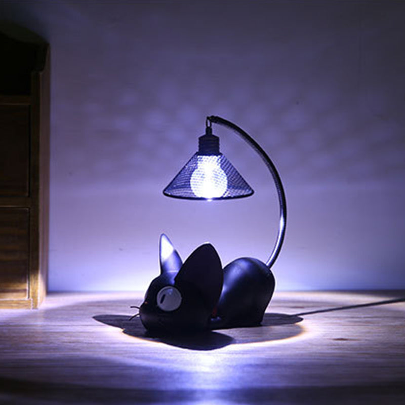Black Cat LED Night Lamp - Tools & Home Improvement - RealUSAShop