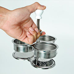 Multi-Function Stainless Egg Poachers Cooker / Boiler / Steamer