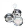 Image of Multi-Function Stainless Egg Poachers Cooker / Boiler / Steamer - Kitchen Tools & Gadgets - RealUSAShop