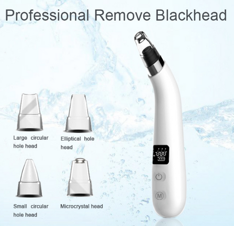 Portable Blackhead Removal Facial Pore Cleanser - Beauty & Personal Care - RealUSAShop