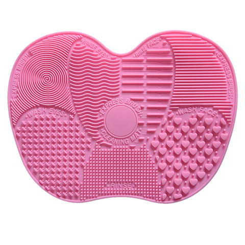 Brush Cleaning Mat - Beauty & Personal Care - RealUSAShop