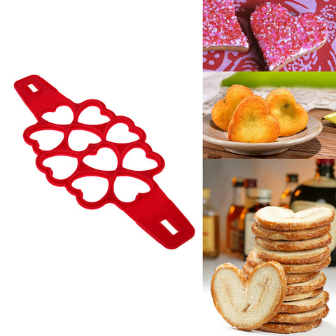 Silicone Pancake/Egg Mold Cooker - Kitchen Tools & Gadgets - RealUSAShop