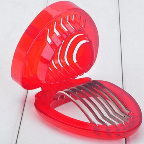 Strawberry Stainless Steel Slicer Kitchen Tool - Kitchen Tools & Gadgets - RealUSAShop