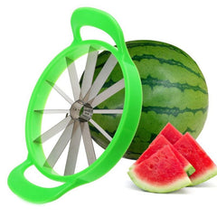 Mini Stainless Steel Melon Slicer - Kitchen Tools & Gadgets - RealUSAShop