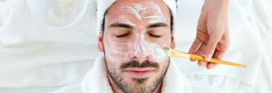 Men Need Facials, Too!