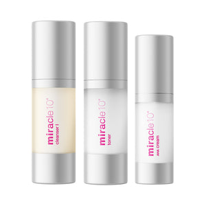 Deluxe Trio for Delicate/Dry Skin