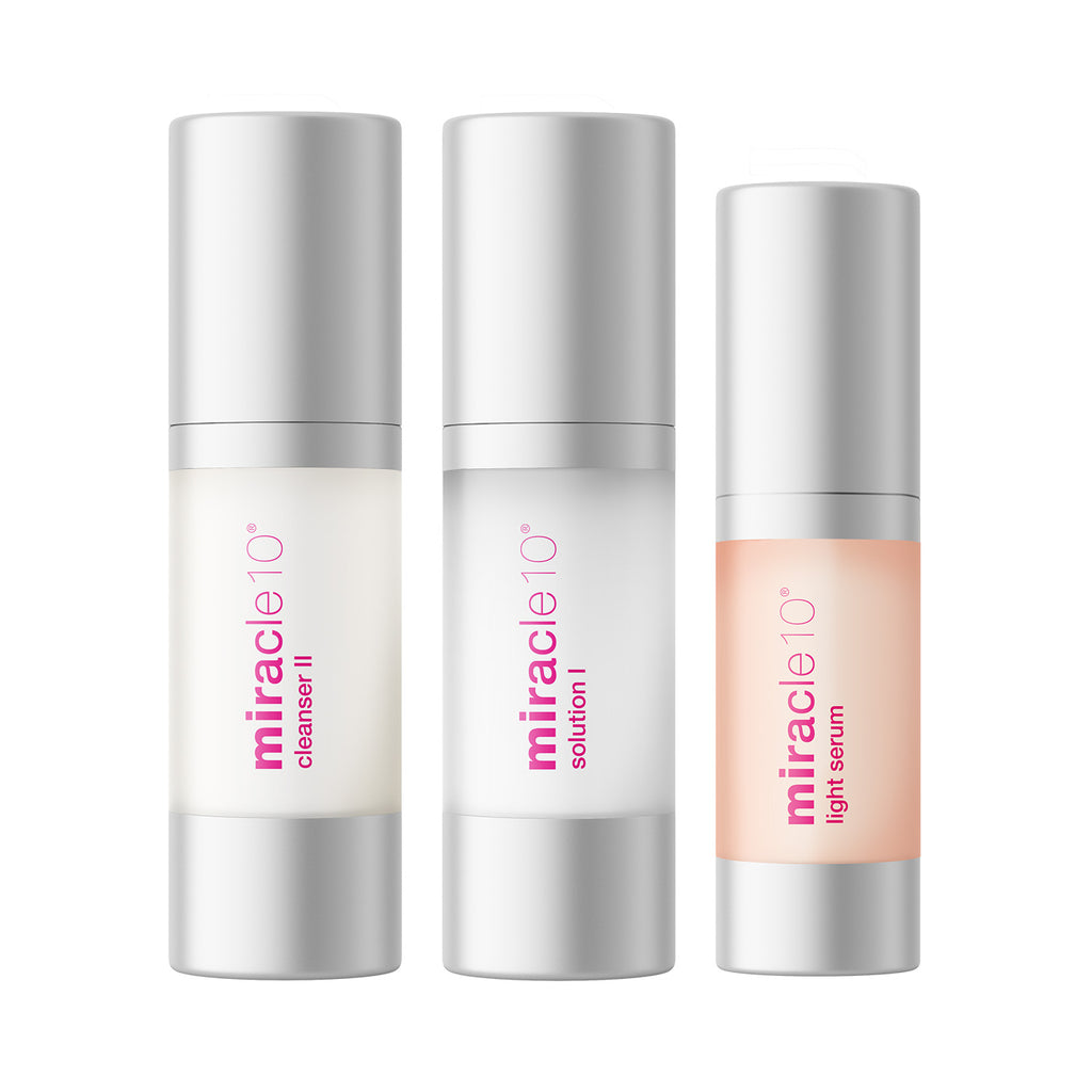 Deluxe Trio for Normal/Maturing Skin