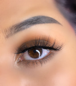 Girly Lashes - Model 3D609