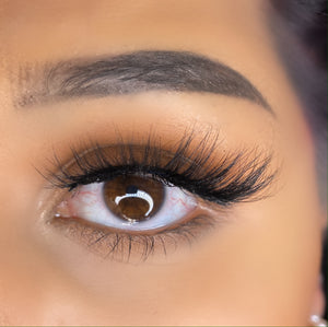 Girly Lashes - Model 3D 643
