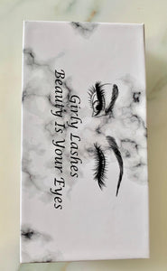 Girly Lashes - Model N34