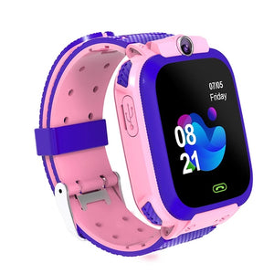 Pink Child  Smart Watch