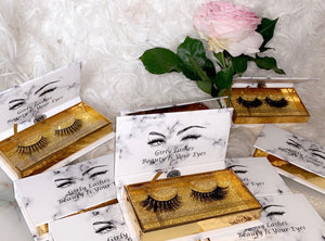 Girly Lashes - Model N27
