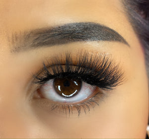 Girly Lashes - Model 3D601