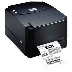 TSC TTP-244 Plus Thermal Transfer Label Printer