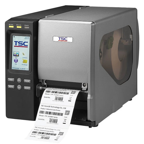 TSC TTP-2410MT Thermal Transfer Label Printer