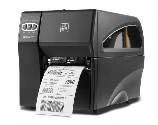 Zebra ZT220 Series Industrial Printer