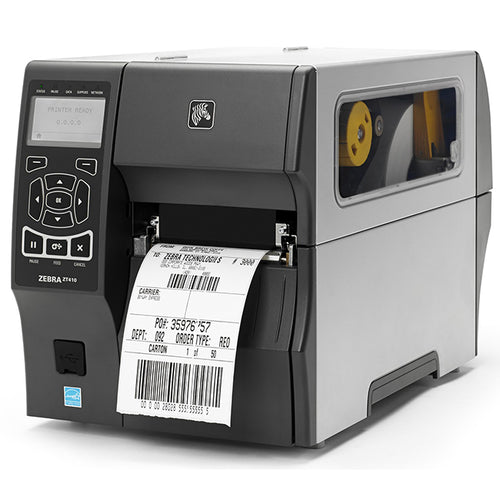 Zebra ZT410 Series Industrial Printer