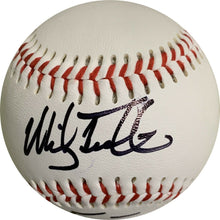 Load image into Gallery viewer, Mickey Tettleton Signed Baseball Autograph Tigers Rangers A's Orioles AWM COA
