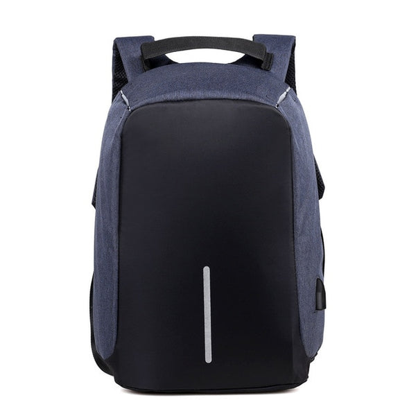 XINGTIANDI Men Backpack Anti theft multifunctional Oxford Casual Laptop Backpack Fashion Waterproof Travel Bag Computer Bag